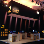 dot2 @ Stage Set Scenery